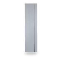 Mặt cạnh bàn gập treo tường có chân chống màu trắng