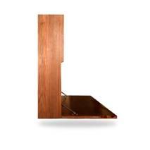 bàn gập treo tường veneer