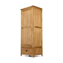 Tủ quần áo Rustic 1 cánh gỗ sồi 2