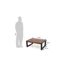 Kích thước Bàn trà sofa Alture