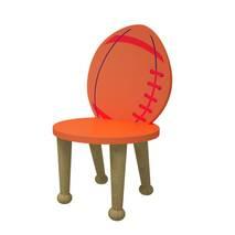 Ghế mầm non mẫu giáo hình bóng chày