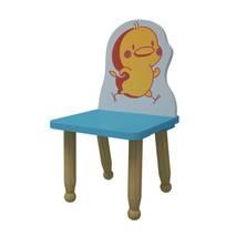 Ghế mầm non mẫu giáo hình vịt