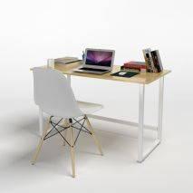 Bộ bàn Rec-F trắng và ghế Eames trắng 3