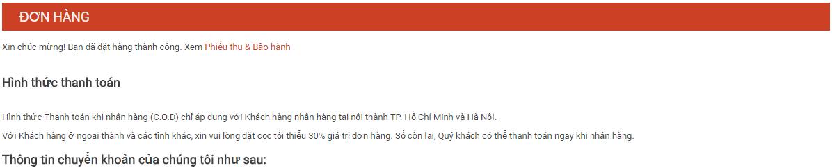 Trang thank you