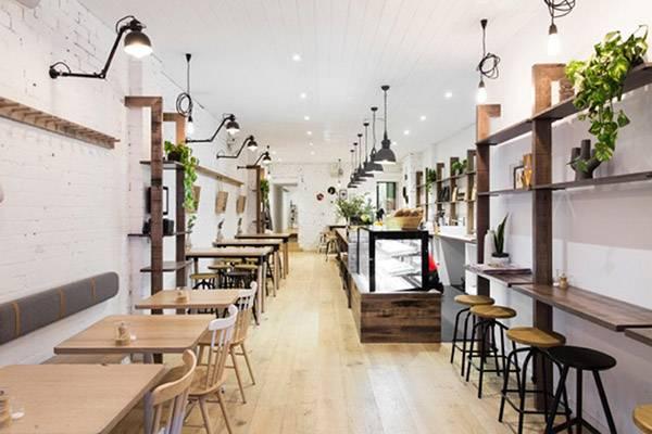 Bộ bàn ghế đẹp cho quán cafe