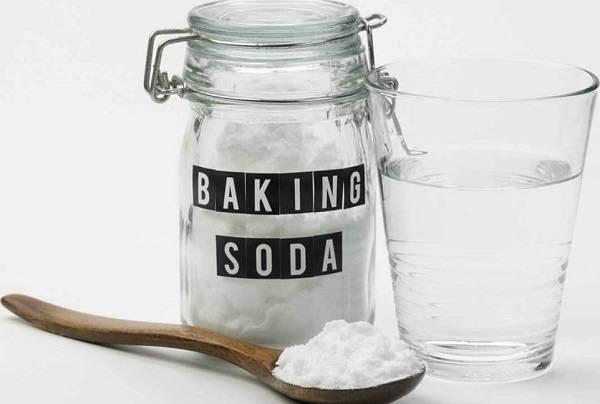 Baking soda - chất tẩy rửa mạnh