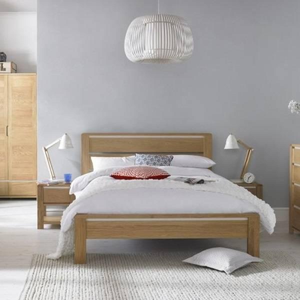 giường gỗ casa