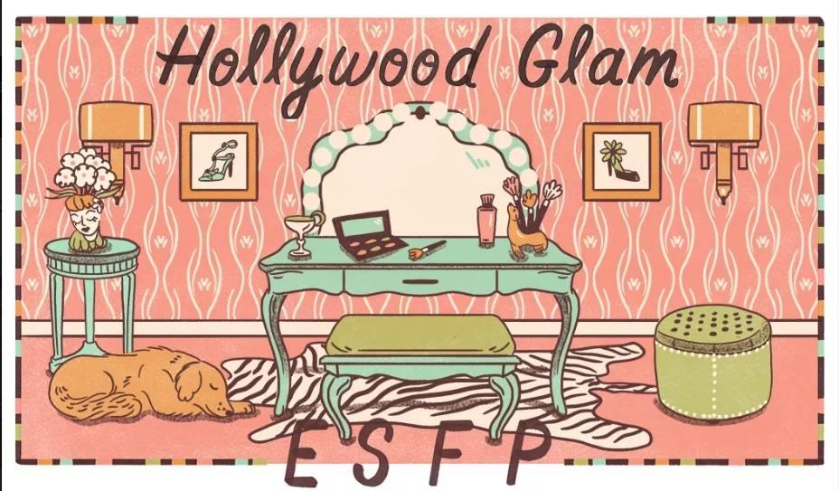 phong cách hollywood