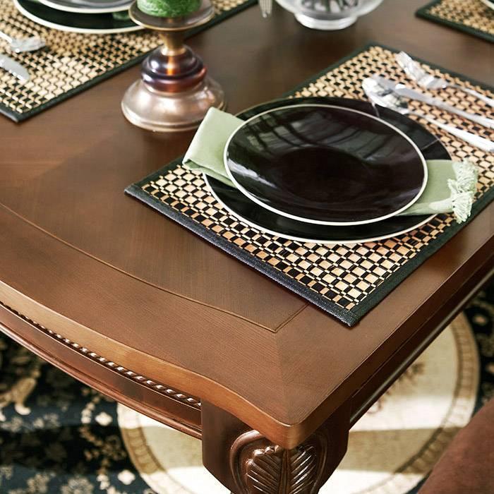 Bộ bàn ăn 4 ghế Columbia 4