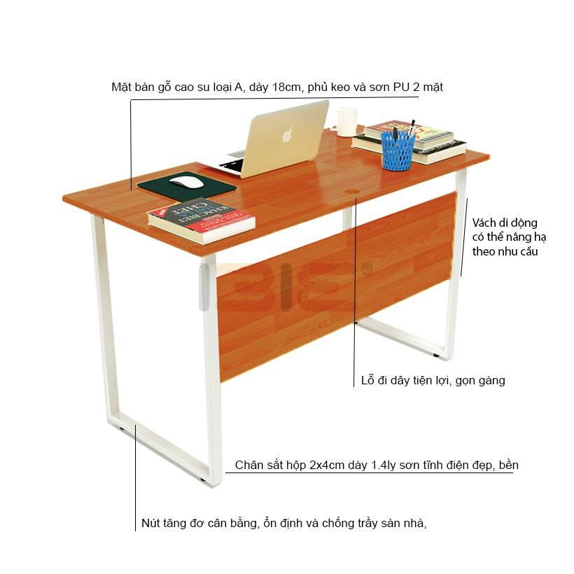 Mô tả bàn Rec-F Plus