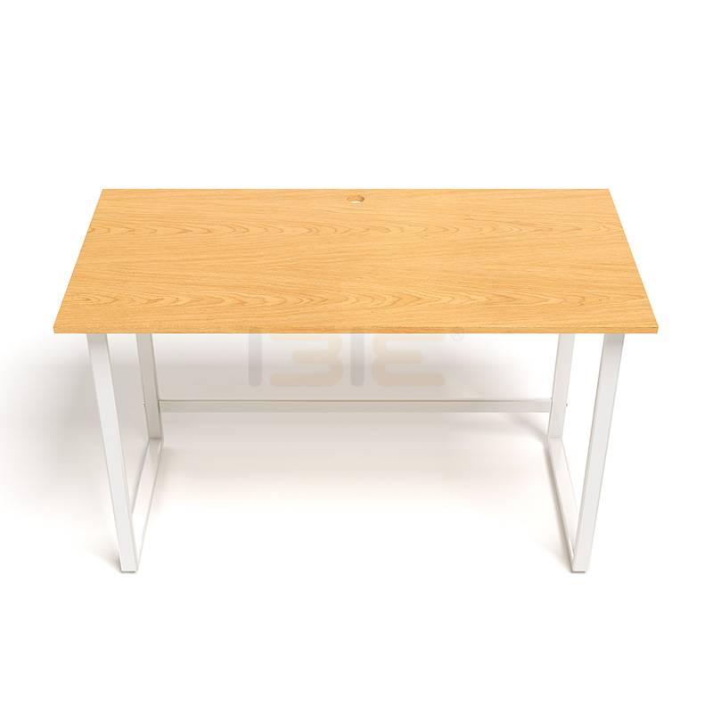 Chất liệu bàn Oak-F trắng