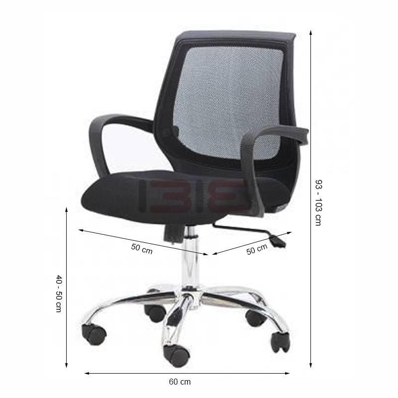 Kích thước ghế IB504