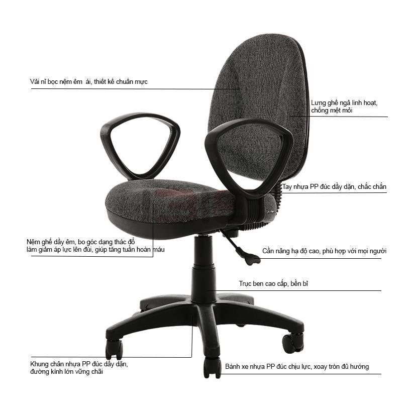 Mô tả ghế IB505