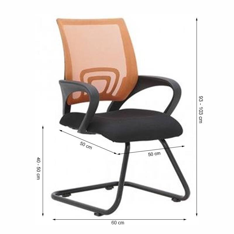 Kích thước ghế chân quỳ IB502 nhiều màu