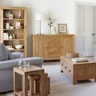 Bộ nội thất oakdale gỗ sồi