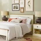 Bộ sưu tập Shutter gỗ sồi sơn màu