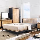 Bộ sưu tập NB-Blue gỗ cao su