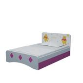 Giường trẻ em hình gấu Pooh 2