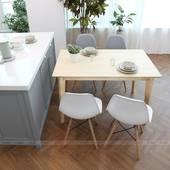 Bộ bàn ăn 4 ghế Grace màu tự nhiênBộ bàn ăn 4 ghế Sarah màu trắng