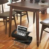 Bộ bàn ăn 4 ghế Suwon màu walnut 3