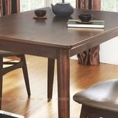 Bộ bàn ăn 4 ghế Suwon màu walnut 4