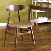 Bộ bàn ăn 4 ghế Suwon màu walnut 6