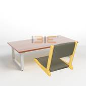 Bộ bàn bệt và ghế Pisu