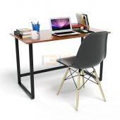 Bộ bàn Rec-F đen và ghế Eames đen
