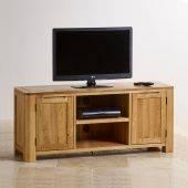 Tủ TV Romsey 2 cánh gỗ sồi