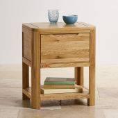 Tủ đầu giường Romsey 1 ngăn gỗ sồi