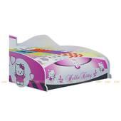 Giường ô tô Hello Kitty nhiều kích thước