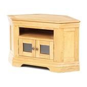 Tủ TV góc Victoria gỗ sồi