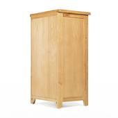 Tủ 5 ngăn kéo đứng Rustic gỗ sồi