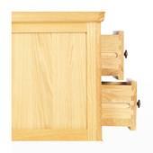 Tủ đầu giường Victoria 2 hộc gỗ sồi Tủ đầu giường Victoria 2 hộc gỗ sồi