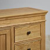 Tủ trữ đồ Classic gỗ sồi