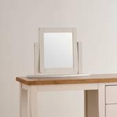Gương để bàn Kemble gỗ sồi