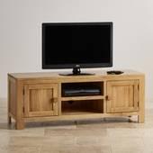 Tủ TV 2 cánh Oakdale gỗ sồi