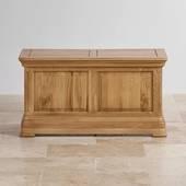 Rương Canterbury gỗ sồi