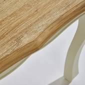 Bộ bàn xếp lồng Bella gỗ sồi