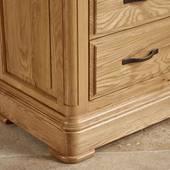 Tủ ngăn kéo 3+2 Canterbury gỗ sồi