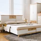 Giường đôi Vivid