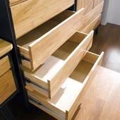 Tủ 6 ngăn kéo cao NB-Blue