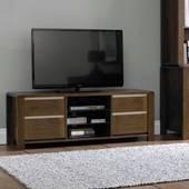 Tủ TV 2 cánh Casa gỗ óc chó