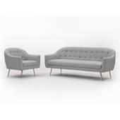 Sofa băng Arden