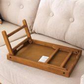 Bàn bệt Yasu gấp gọn gỗ tự nhiên 2