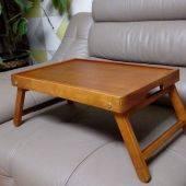 Bàn bệt Yasu gấp gọn gỗ tự nhiên 3