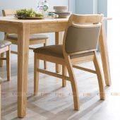 Bộ bàn ăn 4 ghế Dotori