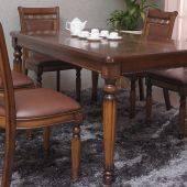 Bộ bàn ăn 6 ghế Andre