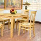 Bộ bàn ăn Lane 4 ghế Tommy