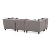 Sofa Mara Modular xam sau